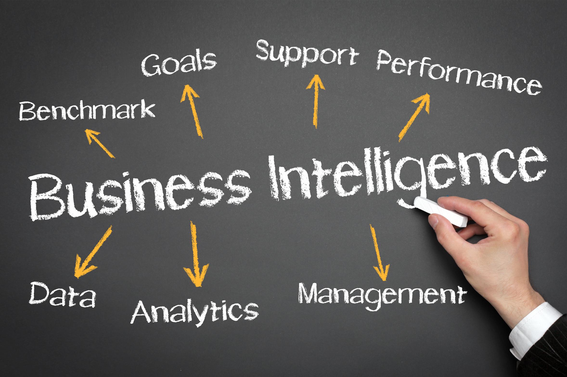 Risultati immagini per business intelligence